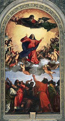 Assunta (1518), Venezia, basilica di Santa Maria Gloriosa dei Frari