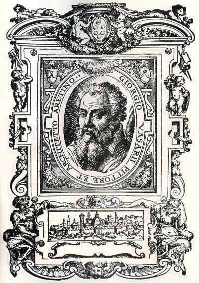 Autoritratto del Vasari