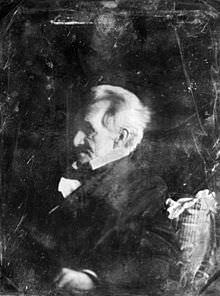 Dagherrotipo di Andrew Jackson nel 1844.