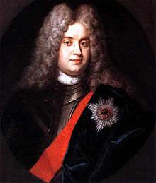 Federico Guglielmo I di Prussia nel 1700.